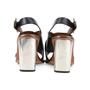 Authentic Second Hand Céline Criss Cross Sandal (PSS-393-00023) - Thumbnail 4