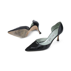Manolo blahnik d orsay pumps black 2?1511256779