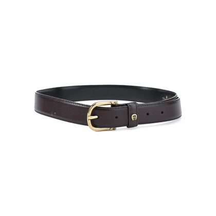 Authentic Second Hand Etienne Aigner Skinny Belt (PSS-200-00963)