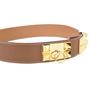 Hermes Collier De Chien Belt Brown - Thumbnail 3