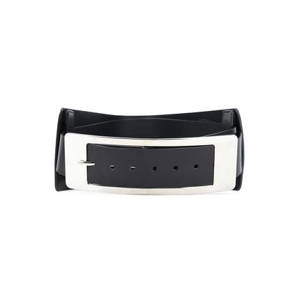 Authentic Second Hand Maison Martin Margiela Obi Wide Waist Belt (PSS-200-00958)