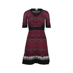 Crochet-Knit Dress