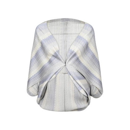 Authentic Pre Owned Pleats Please Cocoon Cardigan (PSS-247-00033)