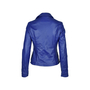 Authentic Second Hand Armani Jeans Leather Jacket (PSS-247-00049) - Thumbnail 1