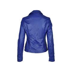 Armani jeans leather jacket 2?1511429719