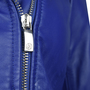 Authentic Second Hand Armani Jeans Leather Jacket (PSS-247-00049) - Thumbnail 2
