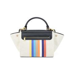 Celine trapeze handbag in textile 1?1511766829
