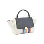 Celine Textile Trapeze Handbag - Thumbnail 2