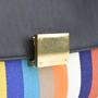 Celine Textile Trapeze Handbag - Thumbnail 4