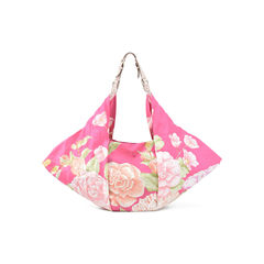 Salvatore ferragamo floral scarf print tote 2?1511767223