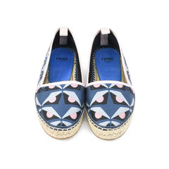 Junia Monster-Print Espadrille