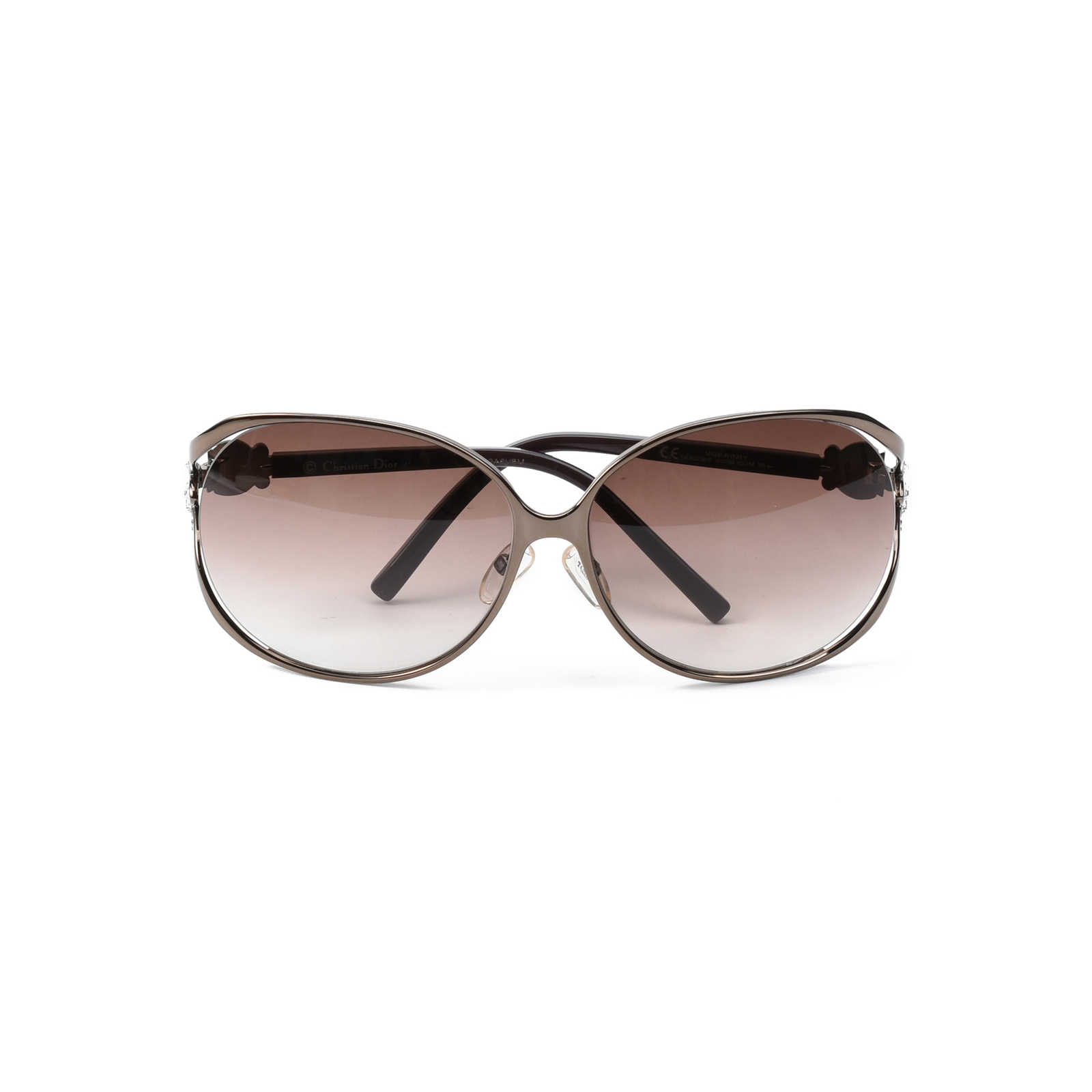 e47d20329cb Authentic Second Hand Christian Dior Butterfly Sunglasses (PSS-392-00001) -  Thumbnail ...
