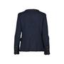 Chanel Navy Tweed Jacket - Thumbnail 1