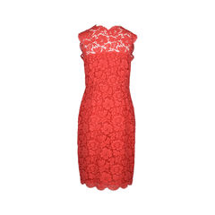 Valentino lace sleeveless sheath dress 2?1511772895