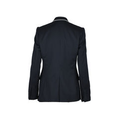 Stella mccartney petra wool twill blazer 2?1511777386
