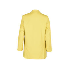 Stella mccartney yellow blazer 2?1511843959