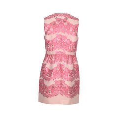 Red valentino floral embroidered dress 2?1512023363