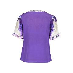 Prabal gurung printed silk top 2?1512023418