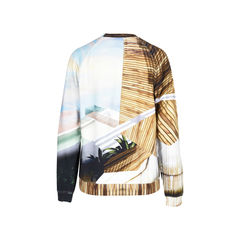 Mary katrantzou printed sweatshirt 2?1512023787
