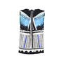 Authentic Second Hand Mary Katrantzou Bloomberg Print Top (PSS-191-00027) - Thumbnail 0