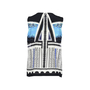 Authentic Second Hand Mary Katrantzou Bloomberg Print Top (PSS-191-00027) - Thumbnail 1