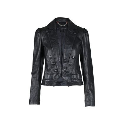 Authentic Second Hand Marc by Marc Jacobs Leather Jacket (PSS-379-00020)