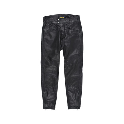 Authentic Second Hand Ralph Lauren Leather Pants (PSS-379-00014)