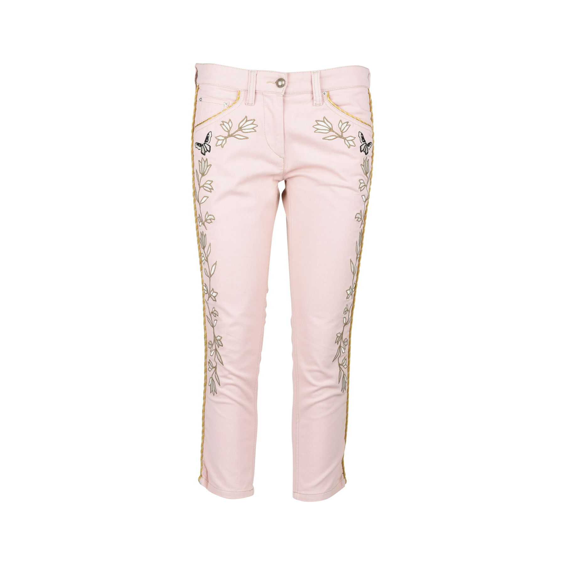 0e6f3b3a7c1 Authentic Second Hand Isabel Marant Monroe Embroidered Jeans  (PSS-097-00085)