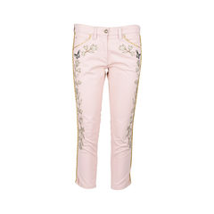 Monroe Embroidered Jeans