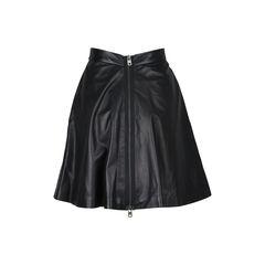 Mcq alexander mcqueen leather skirt 2?1512366722
