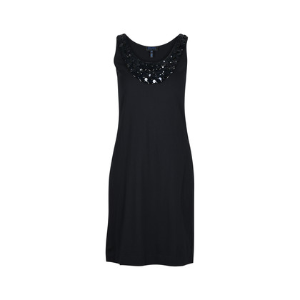 Authentic Second Hand Escada Embellished Tank Dress (PSS-097-00101)