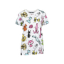 Authentic Second Hand Moschino Oversized Printed Cotton Jersey T-shirt (PSS-200-00725) - Thumbnail 0