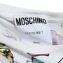 Authentic Second Hand Moschino Oversized Printed Cotton Jersey T-shirt (PSS-200-00725) - Thumbnail 2
