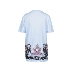 Givenchy mirrored florals printed top 1?1512383224