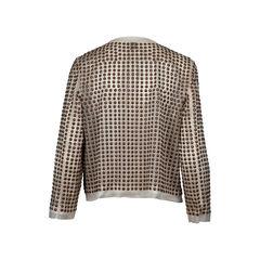Haute hippie mesh embellished jacket 2?1512456870