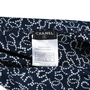 Authentic Second Hand Chanel Chanel CC Logo Print Skirt (PSS-200-00509) - Thumbnail 2