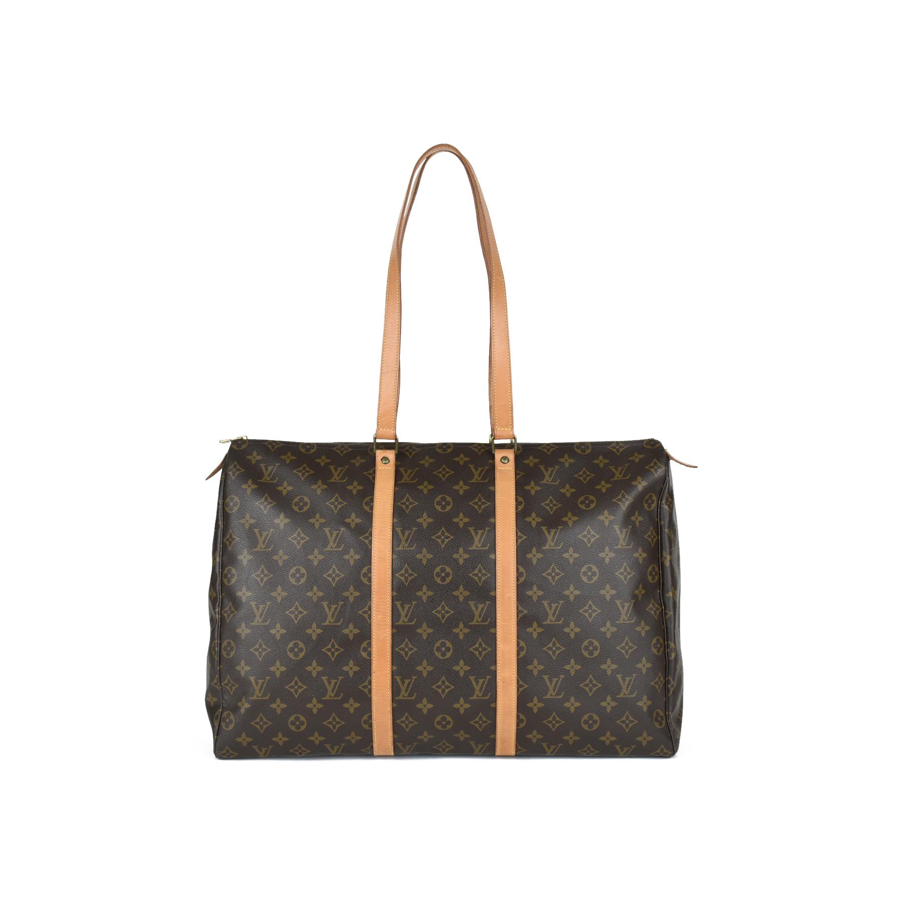 e332b59c8ec Authentic Second Hand Louis Vuitton Sac Flanerie 50 (PSS-438-00001 ...
