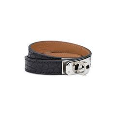 Hermes alligator kelly double tour bracelet 2?1512979954