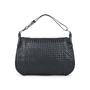 Authentic Second Hand Bottega Veneta Intrecciato Flap Bag (PSS-416-00002) - Thumbnail 1