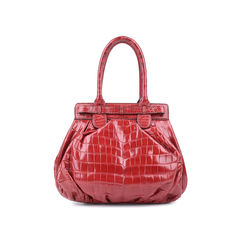 Zagliani crocodile puffy bag 2?1513223935