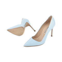 Manolo blahnik bb patent pumps 2?1513568844