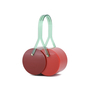 Authentic Pre Owned Charlotte Olympia Cherry On Top Satchel (PSS-193-00132) - Thumbnail 1