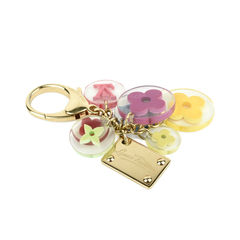 Louis vuitton metal and plastic keychain 2?1513575165