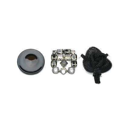 Authentic Pre Owned Marni Brooch Set (PSS-193-00145)