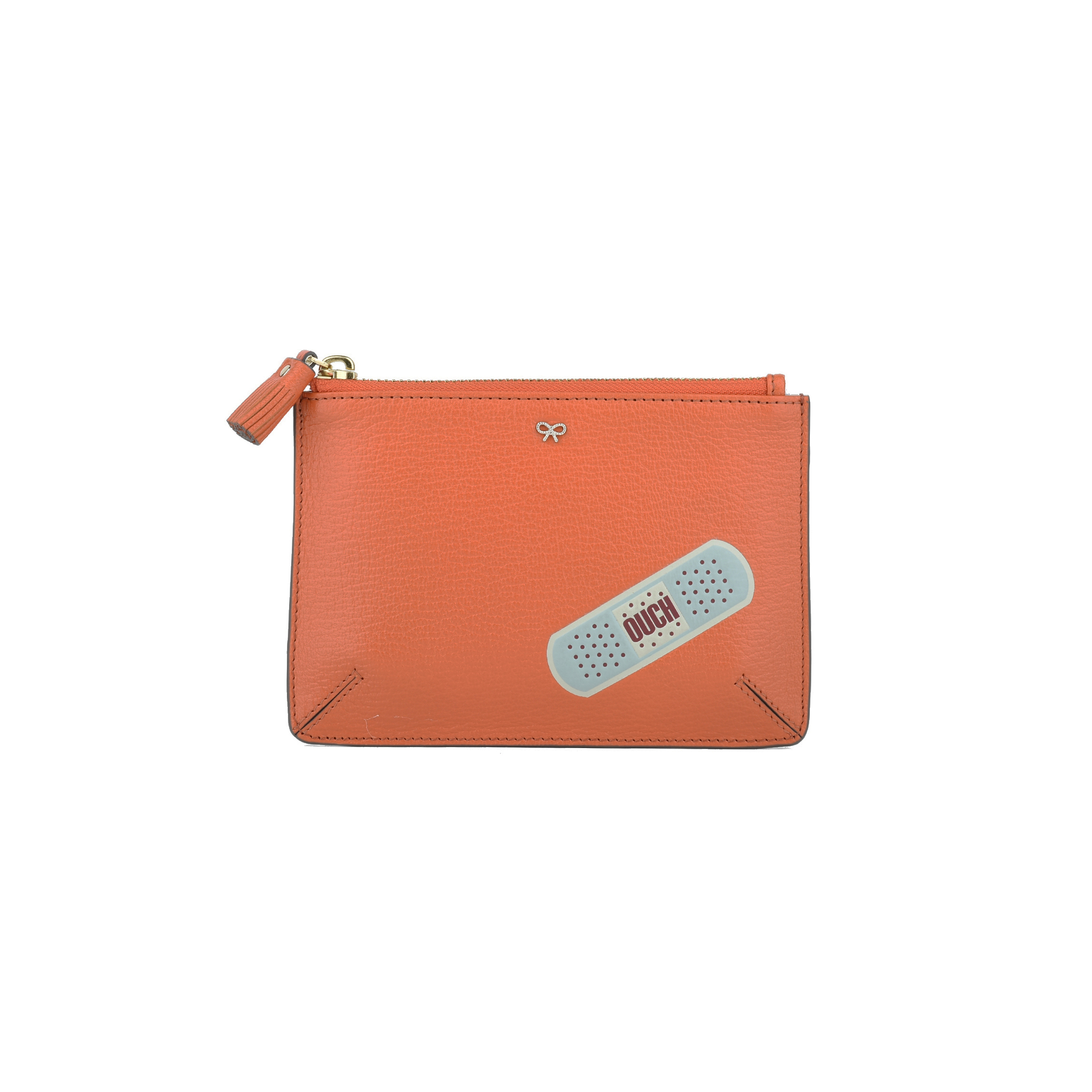 98e5dfbfabac Authentic Second Hand Anya Hindmarch Ouch Loose Pocket Pouch  (PSS-193-00134)