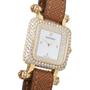 Authentic Second Hand Audemars Piguet 18K Yellow Gold Diamonds Deva Watch (PSS-200-00999) - Thumbnail 3
