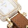 Authentic Second Hand Audemars Piguet 18K Yellow Gold Diamonds Deva Watch (PSS-200-00999) - Thumbnail 5