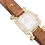 Authentic Second Hand Audemars Piguet 18K Yellow Gold Diamonds Deva Watch (PSS-200-00999) - Thumbnail 1