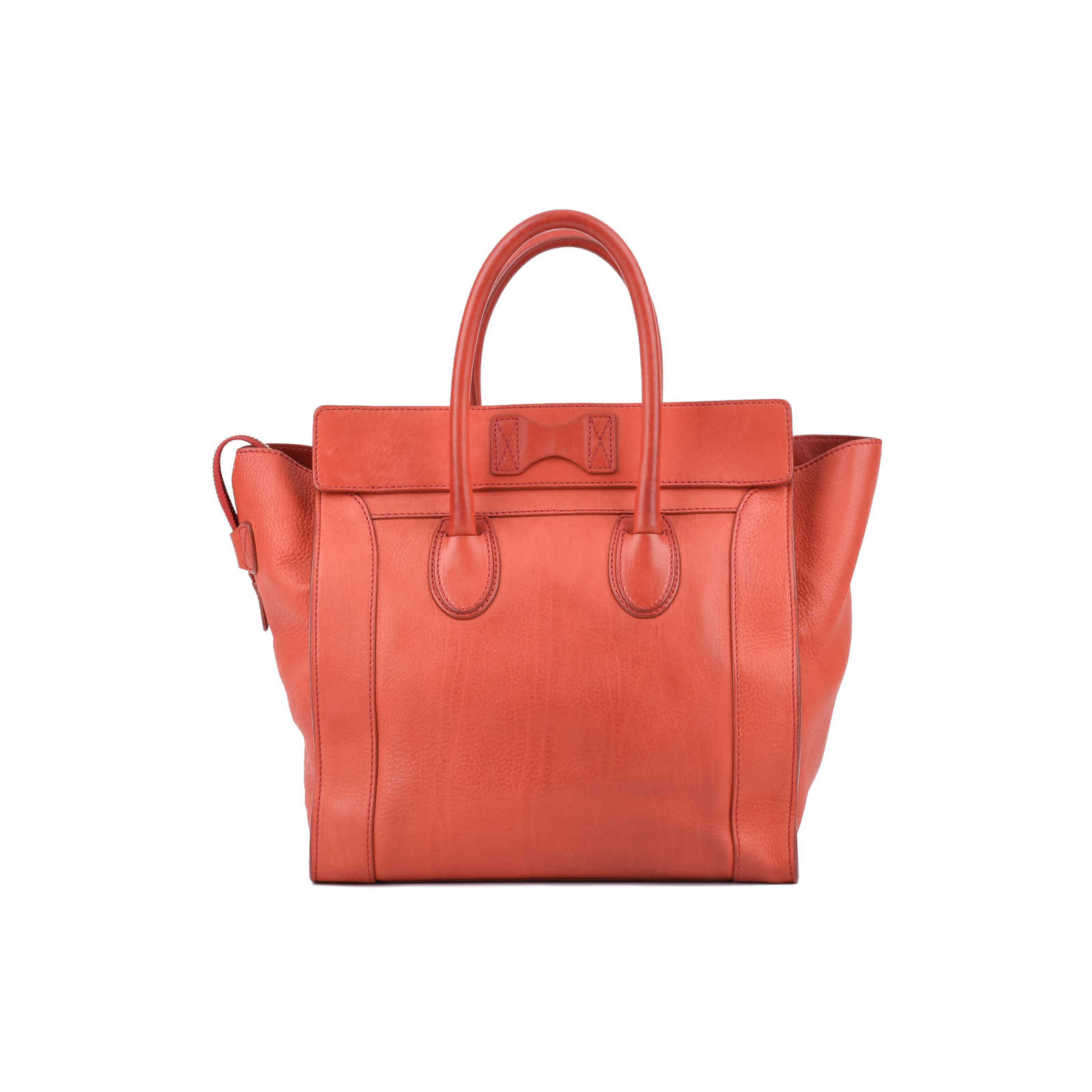 f207f96ab533 ... Authentic Second Hand Céline Mini Luggage Tote (PSS-436-00002) -  Thumbnail ...
