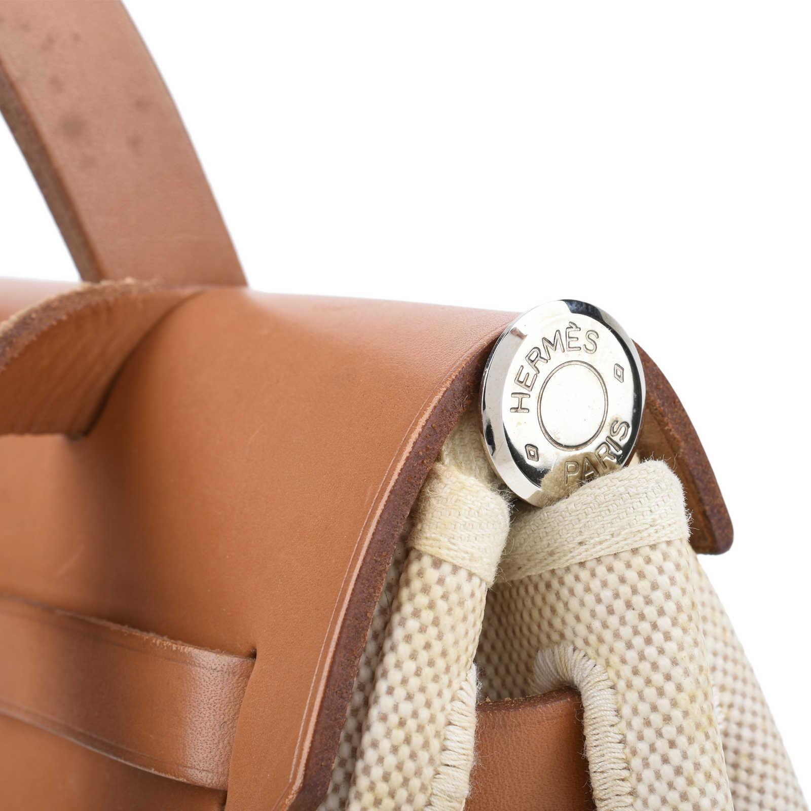 b56c63900b25 ... Authentic Second Hand Hermès Herbag PM (PSS-075-00080) - Thumbnail 4 ...